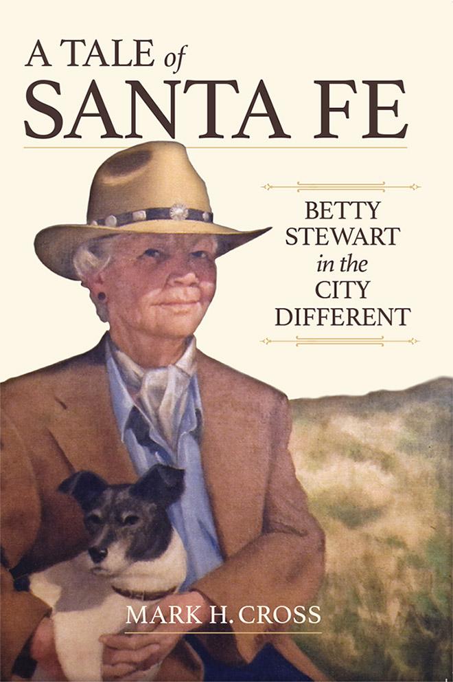 A Tale of Santa Fe by Mark Cross