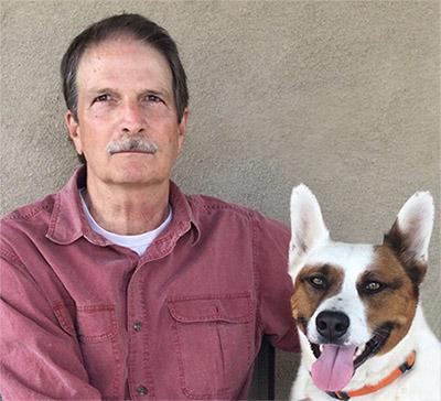 Santa Fe author Mark H. Cross