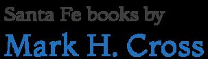 logo santa fe books mark cross